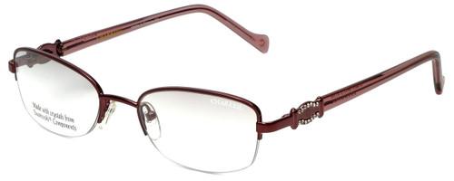 Charriol Designer Eyeglasses PC7214-C4 in Pink 52mm :: Custom Left & Right Lens