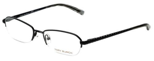 Tory Burch Designer Eyeglasses TY1003-107-50 in Black 50mm :: Progressive