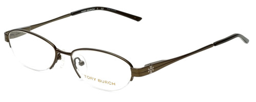 Tory Burch Designer Eyeglasses TY1002-182 in Olive 49mm :: Rx Bi-Focal