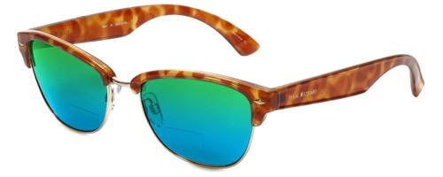 Isaac Mizrahi Designer Polarized Bi-Focal Sunglasses IM91-25