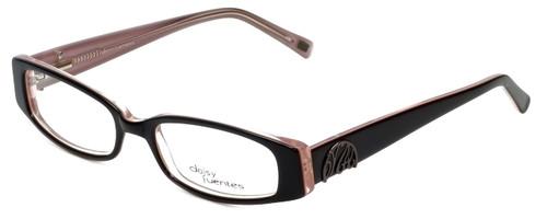 Daisy Fuentes Designer Reading Glasses DFCECILIA-077 in Burgundy 49mm