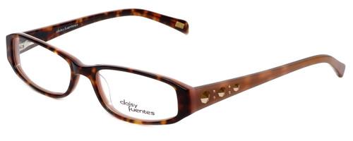 Daisy Fuentes Designer Reading Glasses DFNATALIE-145 in Tortoise Pink 51mm