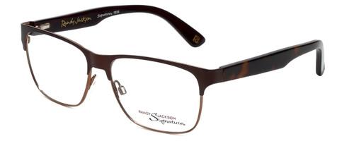 Randy Jackson Designer Eyeglasses RJ1926-023 in Cordovan 54mm :: Rx Bi-Focal