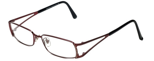 Versace Designer Eyeglasses 1091B-1186 in Wine 52mm :: Progressive