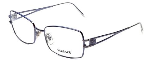 Versace Designer Eyeglasses 1114B-1060 in Lavender 54mm :: Progressive