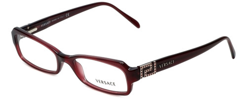Versace Designer Eyeglasses 3066B-109 in Dark Wine 51mm :: Progressive