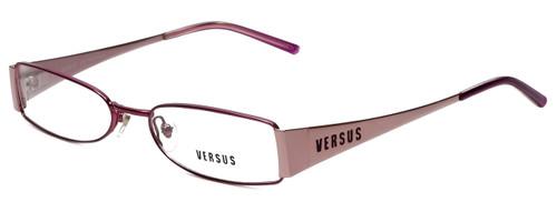 Versus by Versace Designer Eyeglasses 7055-1134-52 in Pink 52mm :: Rx Single Vision