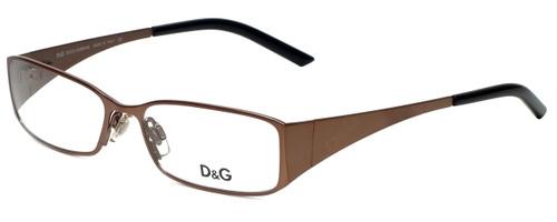 Dolce & Gabbana Designer Eyeglasses DG4133-H81-51 in Brown Copper 51mm :: Custom Left & Right Lens
