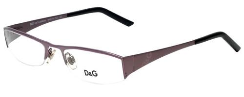 Dolce & Gabbana Designer Eyeglasses DG4134-467 in Purple/Black 50mm :: Custom Left & Right Lens