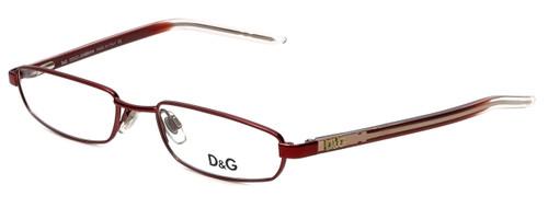 Dolce & Gabbana Designer Eyeglasses DG4153-J82 in Burgundy 49mm :: Custom Left & Right Lens