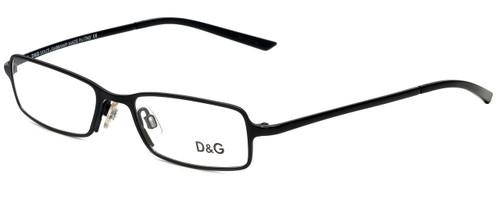 Dolce & Gabbana Designer Eyeglasses DG4154-J85 in Matte Black 48mm :: Custom Left & Right Lens