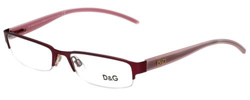 Dolce & Gabbana Designer Eyeglasses DG4158-G78 in Pink 49mm :: Custom Left & Right Lens