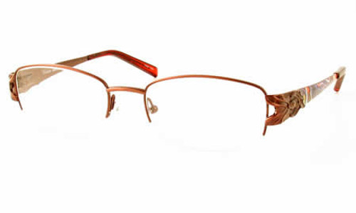 Dale Earnhardt, Jr. Eyeglass Collection 6725 in Maroon :: Rx Single Vision