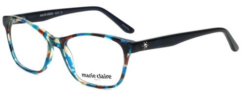 Marie Claire Designer Eyeglasses MC6202-TLE in Teal Mix 52mm :: Custom Left & Right Lens