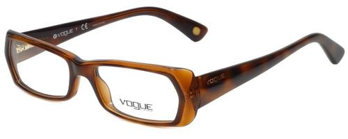 Vogue Designer Eyeglasses VO2691-1624 in Glitter Tortoise 51mm :: Progressive