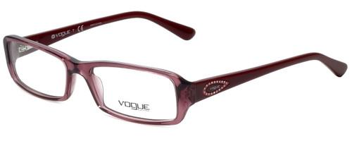 Vogue Designer Eyeglasses VO2924BI-2137 in Rose 53mm :: Custom Left & Right Lens
