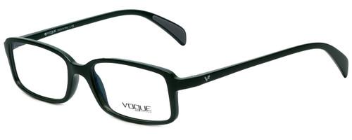 Vogue Designer Eyeglasses VO2893-2193 in Dark Green 53mm :: Progressive