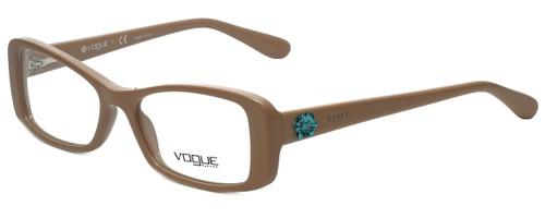 Vogue Designer Eyeglasses VO2970-2320 in Beige 51mm :: Progressive