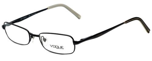 Vogue Designer Eyeglasses VO3532-352S in Black 49mm :: Custom Left & Right Lens