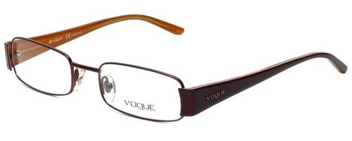 Vogue Designer Eyeglasses VO3557-775 in Copper 52mm :: Custom Left & Right Lens