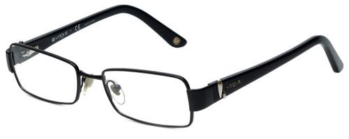 Vogue Designer Eyeglasses VO3748-352 in Black 51mm :: Custom Left & Right Lens