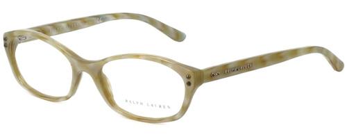 Ralph Lauren Designer Reading Glasses RL6091-5358 in Sand Gold 51mm