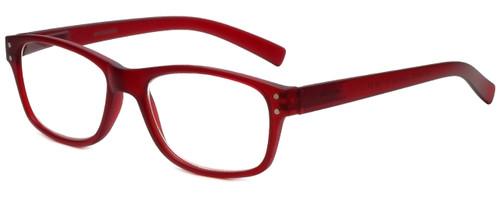M Readers Designer Reading Glasses 103-MWINE in Matte Wine 53mm