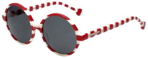 Jonathan Adler Designer Sunglasses Cote D'azur in Red