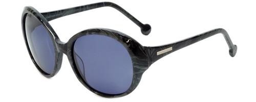 Jonathan Adler Designer Sunglasses Malibu in Black