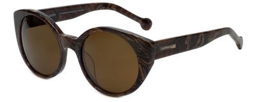 Jonathan Adler Designer Sunglasses Monte Carlo in Brown