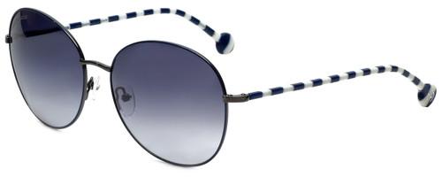 Jonathan Adler Designer Sunglasses Newport in Navy