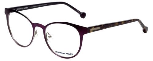 Jonathan Adler Designer Eyeglasses JA105-Purple in Purple 51mm :: Rx Bi-Focal