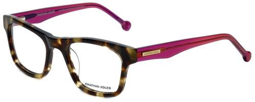 Jonathan Adler Designer Eyeglasses JA300-TokTor in Tokyo Tortoise 53mm :: Rx Bi-Focal