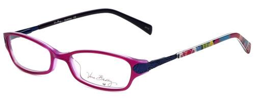 Vera Bradley Designer Eyeglasses Audrey-VVB in Va Va Bloom 47mm :: Custom Left & Right Lens