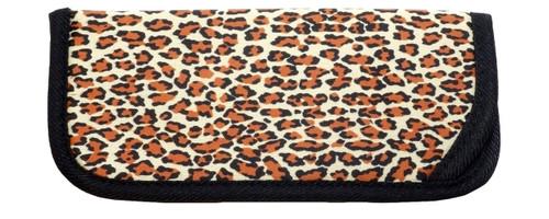 Jungle Fever Soft Slip-In Eyeglass Case