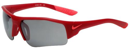 Nike Kids Designer Sunglasses Skylon Ace XV Jr. EV0900 in Matte Gym Red