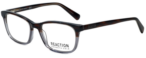 Kenneth Cole Designer Eyeglasses Reaction KC0798-020 in Grey 52mm :: Rx Single Vision