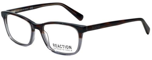 Kenneth Cole Designer Reading Glasses Reaction KC0798-020 in Grey 52mm
