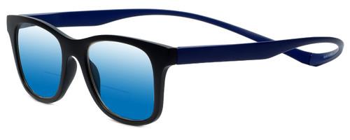 Magz Chelsea Magnetic Polarized Bi-Focal Sunglasses (Mirror Lenses)