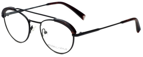 Kendall + Kylie Designer Eyeglasses Shayne KKO132-002 in Black 50mm :: Custom Left & Right Lens
