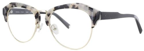 Kendall + Kylie Designer Eyeglasses Olivia KKO108-039 in Taupe 52mm :: Custom Left & Right Lens