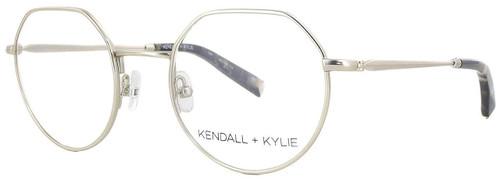 Kendall + Kylie Designer Eyeglasses Ivy KKO116-718 in Gold 47mm :: Custom Left & Right Lens