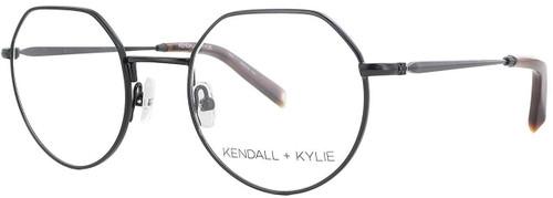 Kendall + Kylie Designer Reading Glasses Ivy KKO116-342 in Green 47mm