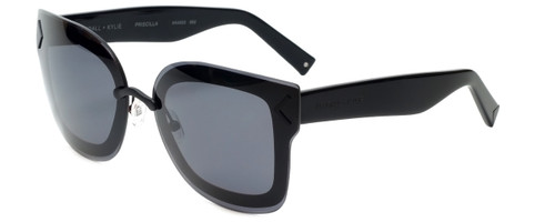 Kendall + Kylie Designer Sunglasses Priscilla KK4003-002 in Black Red 65mm