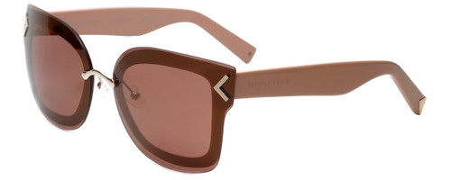 Kendall + Kylie Designer Sunglasses Priscilla KK4003-651 in Rose Gold Blush 65mm