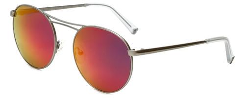 Kendall + Kylie Designer Sunglasses Bella KK4009-045 in Matte Silver 54mm