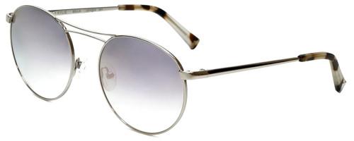 Kendall + Kylie Designer Sunglasses Bella KK4009-081 in Shiny Silver 54mm