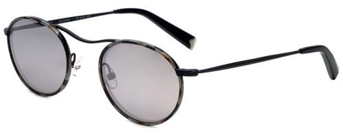 Kendall + Kylie Designer Sunglasses Sloane KK4016-066 in Matte Black Orchid 49mm
