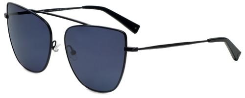 Kendall + Kylie Designer Sunglasses Val KK4017-003 in Black 60mm