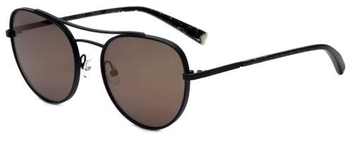 Kendall + Kylie Designer Sunglasses Reese KK4025-002 in Black Fishnet 54mm